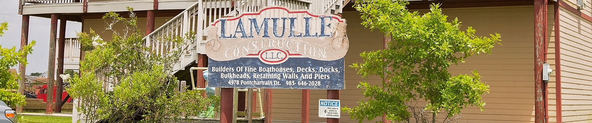 About Lamulle Construction