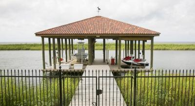 How much does a boathouse cost for How much does a fishing license cost
